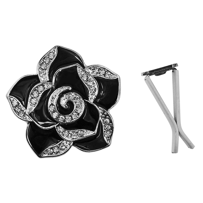 2pcs-Car-Perfume-Air-Freshener-Clip-Diamond-Flower-Car-Air-Vent-Perfume-Air-G6W5 thumbnail 3