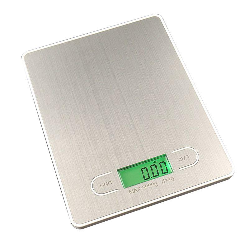Bilance elettroniche da cucina con scala elettronica da 5 kg Bilance da c HK 1X
