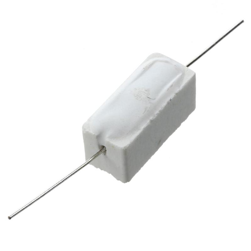 21 dimensioni Carico ad alta resistenza-Resistenza cemento 1-47 Ohm 10 o 20 Watt