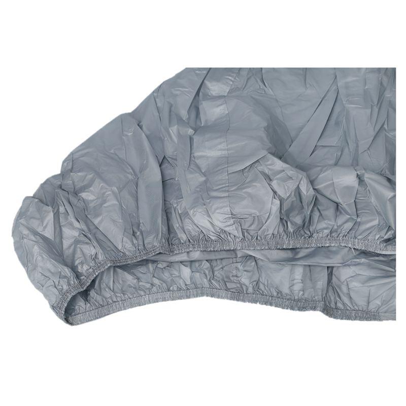 XL Tamano extra grande Cubierta de coche completo UV transpirable A prueba de ag
