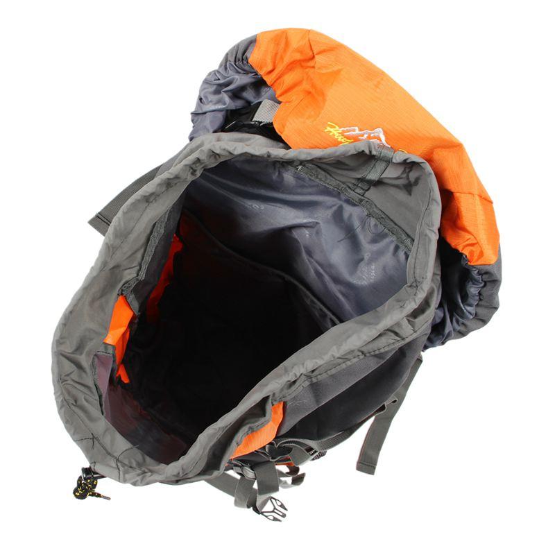 2X(Huwaijianfeng 50L Wasserdichte Wasserdichte Wasserdichte Outdoor Sport Wandern Trekking Camping R E1V1) 70cef8