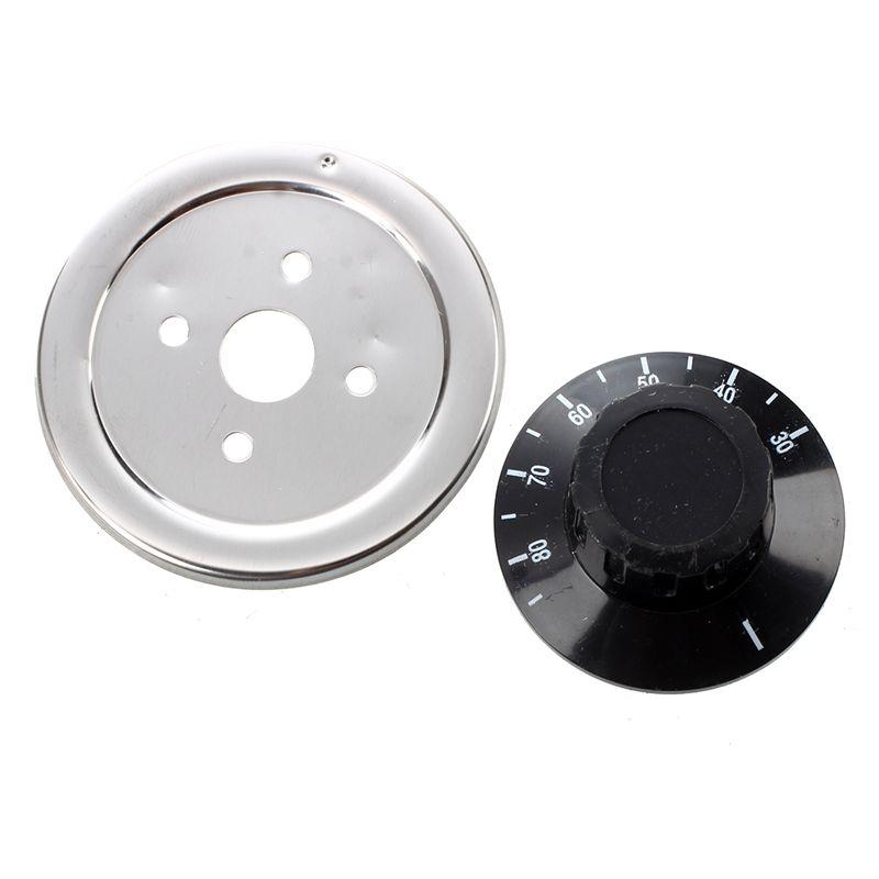 30-80 Celsius Degree Adjustable Temperature Controller Capillary Thermostat