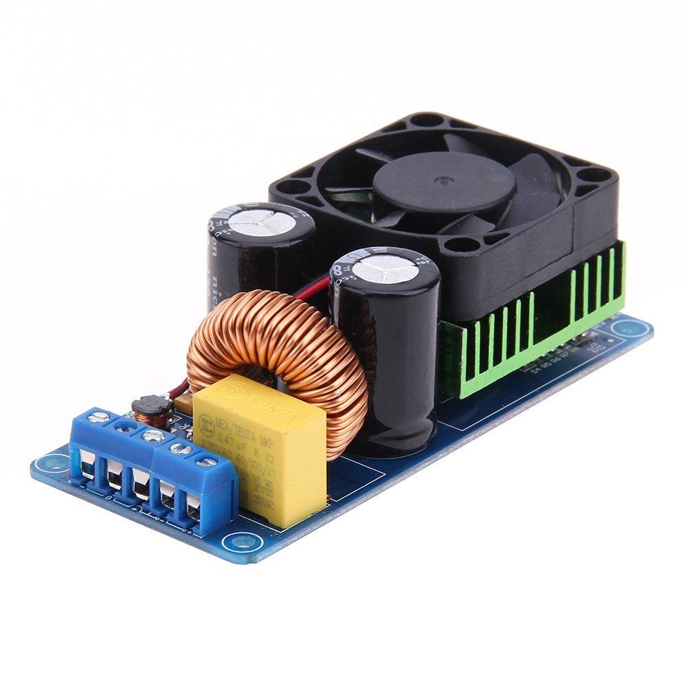 irs2092s 500w mono channel digital amplifier class d hifi power amp board g1e6 ebay. Black Bedroom Furniture Sets. Home Design Ideas