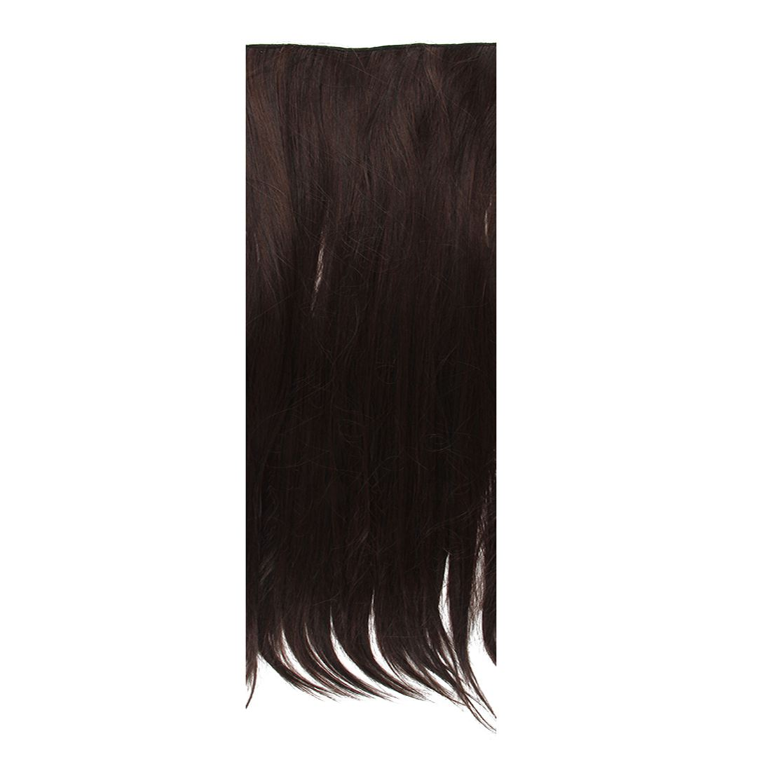 ... Clips in Hair Extensions Full Head Top B8a4 Dark Brown 55cm. About this  product. Picture 1 of 7  Picture 2 of 7 ... 3a953c5150