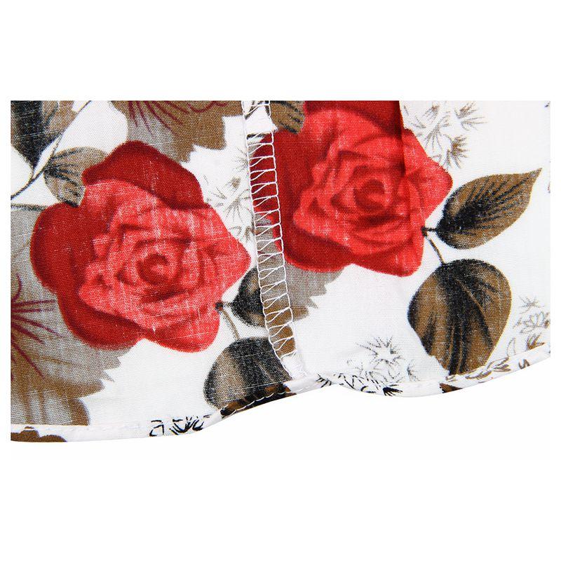 Vestido-Rojo-Elegante-para-Ninos-Ninas-Vestido-de-Princesa-para-Fiesta-De-La-PB miniatura 15