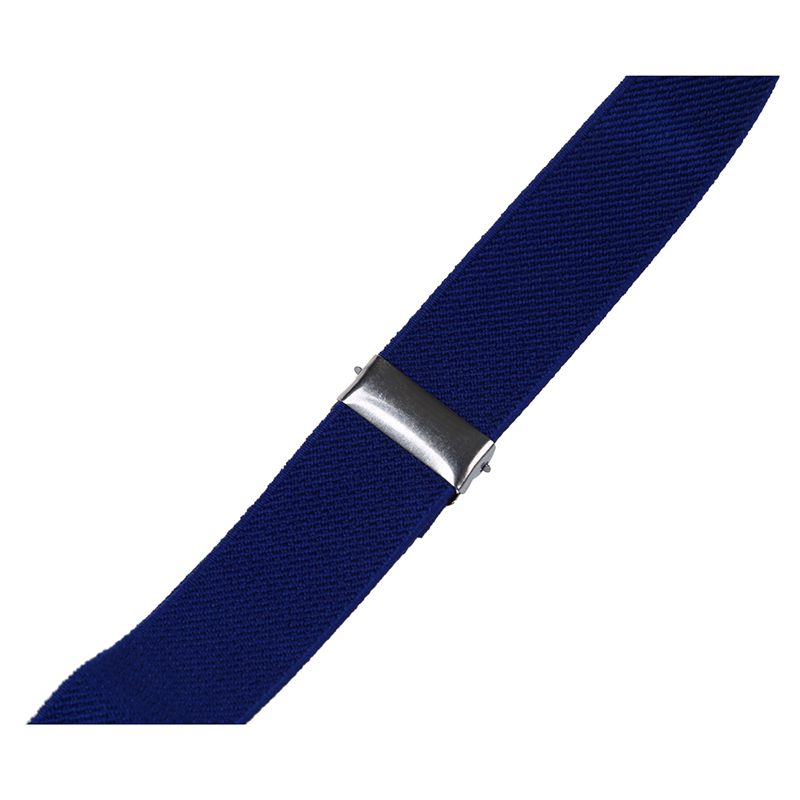 Adult-Adjustable-Metal-Clamp-Elastic-Suspenders-Braces-W7U2 thumbnail 6