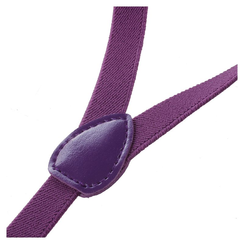 Adult-Adjustable-Metal-Clamp-Elastic-Suspenders-Braces-W7U2 thumbnail 27