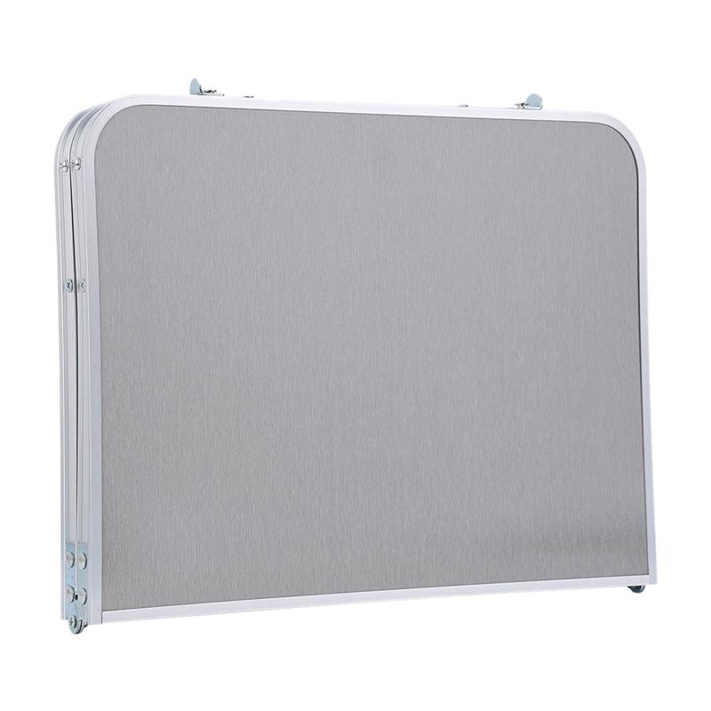 Support-De-Table-Portable-Reglable-Pour-Ordinateur-Pliant-Le-Plateau-De-Lit-S8L9 miniature 5