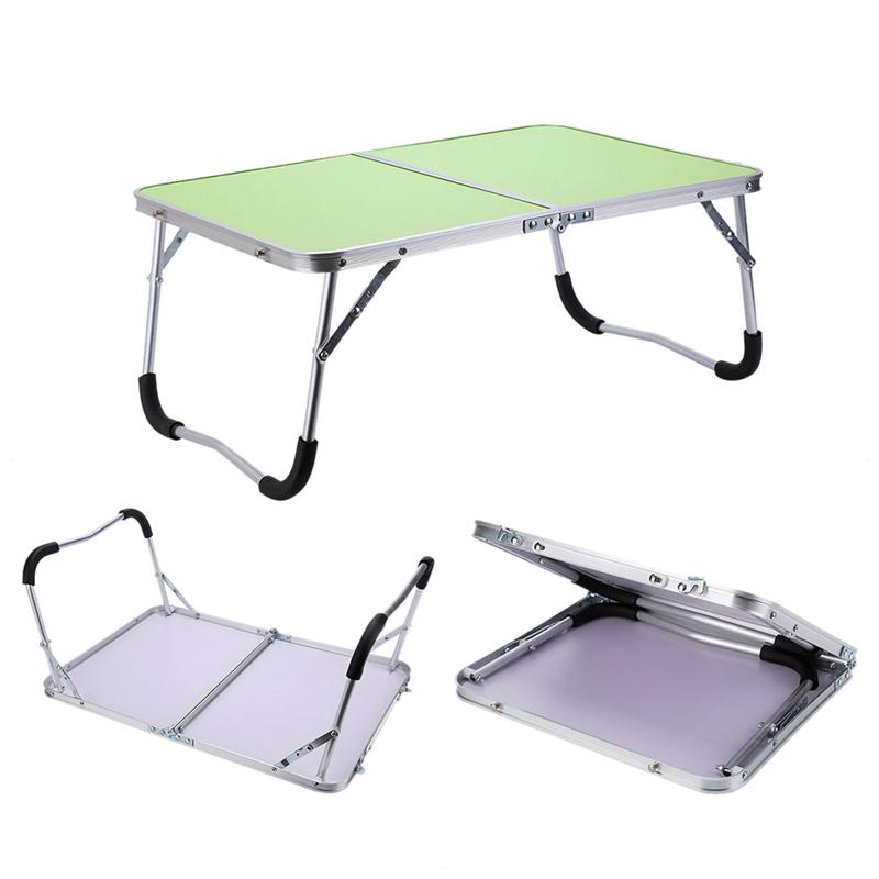 Support-De-Table-Portable-Reglable-Pour-Ordinateur-Pliant-Le-Plateau-De-Lit-S8L9 miniature 10