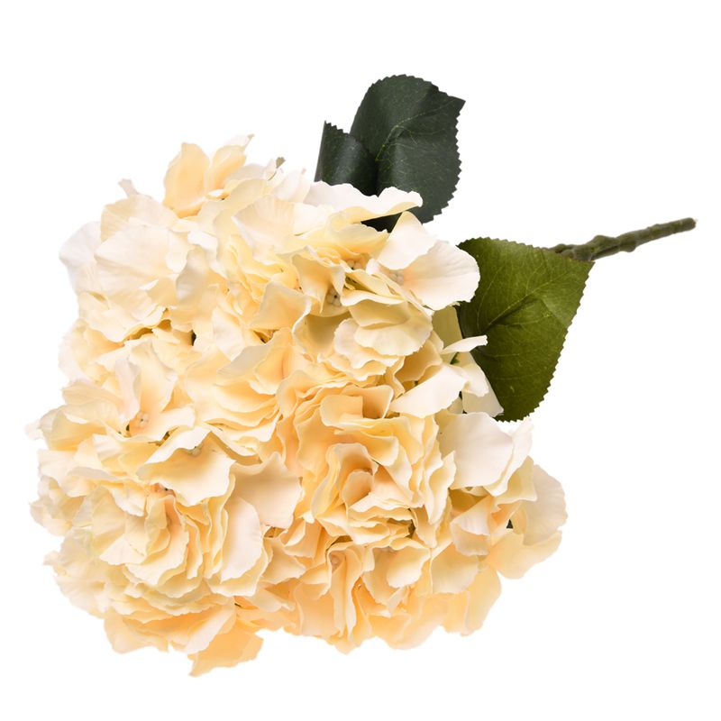 Flor-de-Hortensia-Artificial-5-Cabezas-Grandes-Ramo-Diametro-de-7-Pulgada-Q6P1 miniatura 25