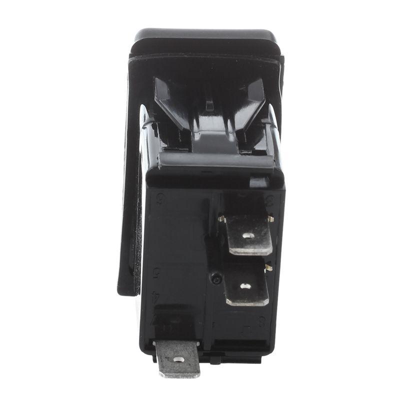 12V-Interruptor-ON-OFF-SPST-iluminado-luz-LED-basculante-barco-de-coche-Imp-D9T3 miniatura 5