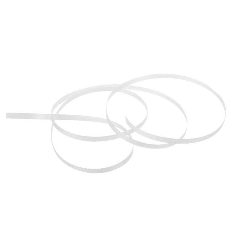 Baender-Satin-Band-Hochzeit-Dekorationen-Handwerker-Ballons-weiss-B1X4-1M7 Indexbild 5