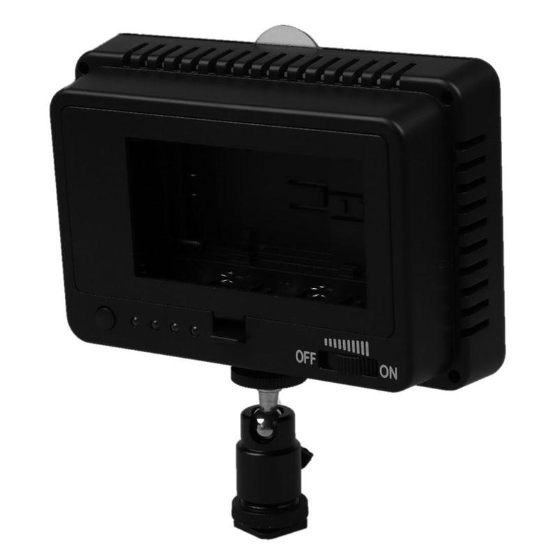 Ulanzi 112 Led de Luz de Video Regulable Luz Panal Recargable Luz Blanca Y K2P5