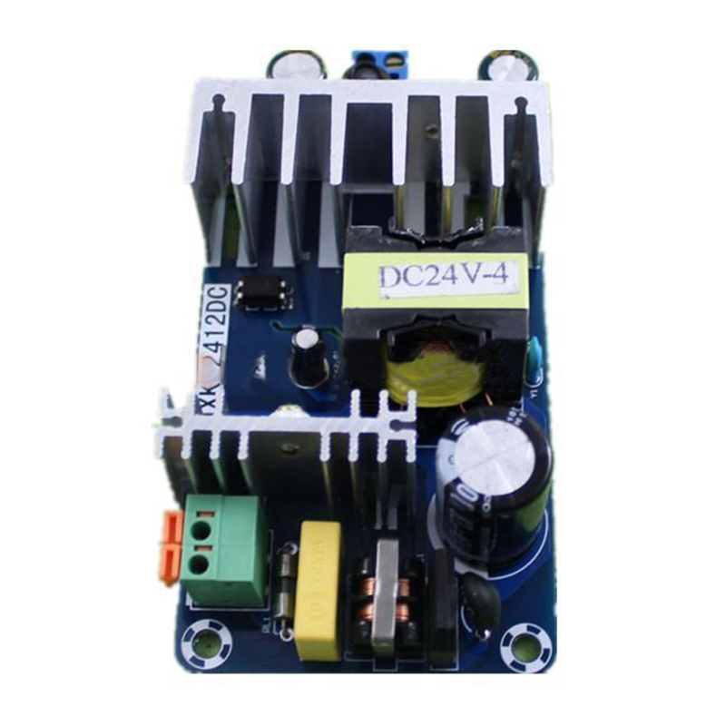 Sunny Dc 24v Power Supply Module Ac 85v 110v 220v To Dc 24v 6a 4a 100w Ac-dc Switching Power Supply Board Electronic Components & Supplies