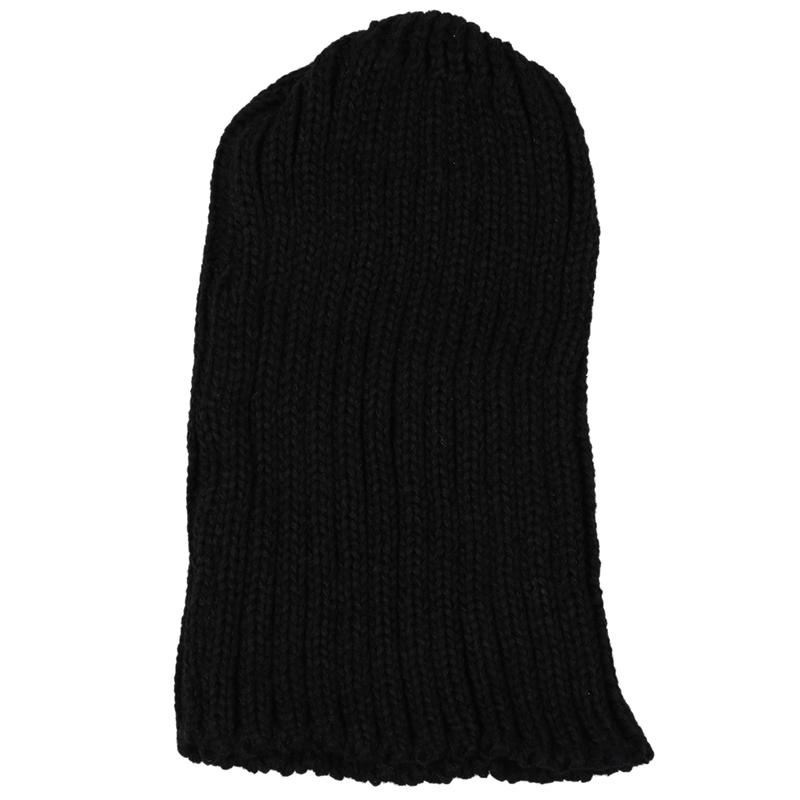 Bonnet-chaud-en-laine-Bonnet-en-laine-de-ski-pour-hommes-en-hiver-L9H2 miniature 3