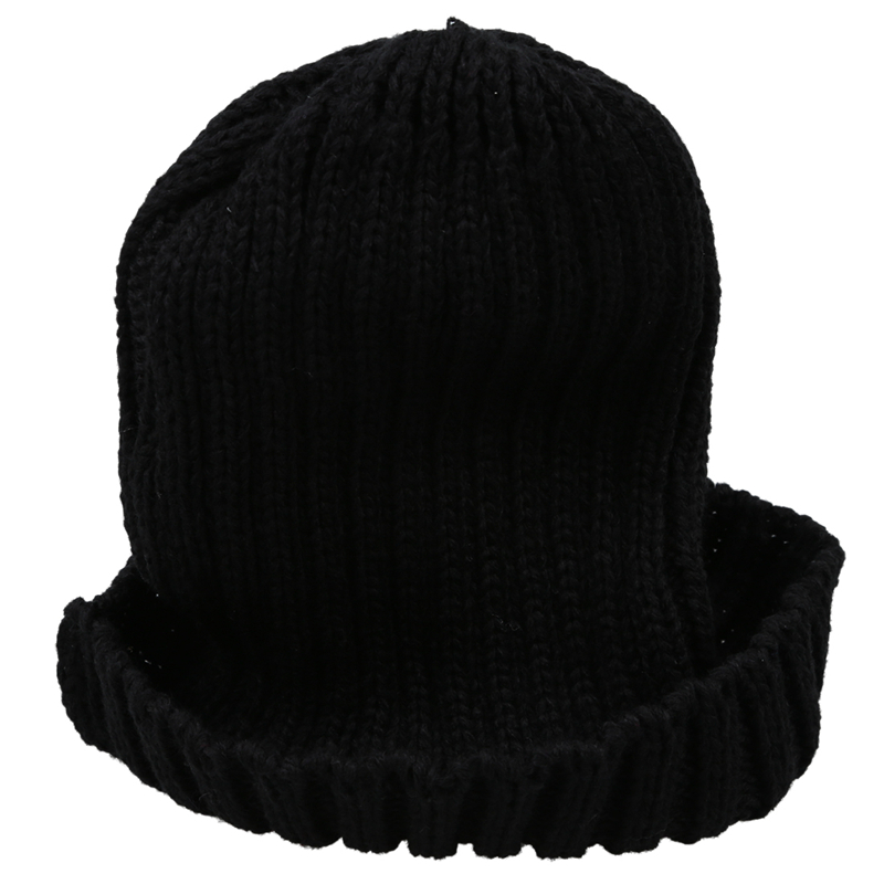 Bonnet-chaud-en-laine-Bonnet-en-laine-de-ski-pour-hommes-en-hiver-L9H2 miniature 4