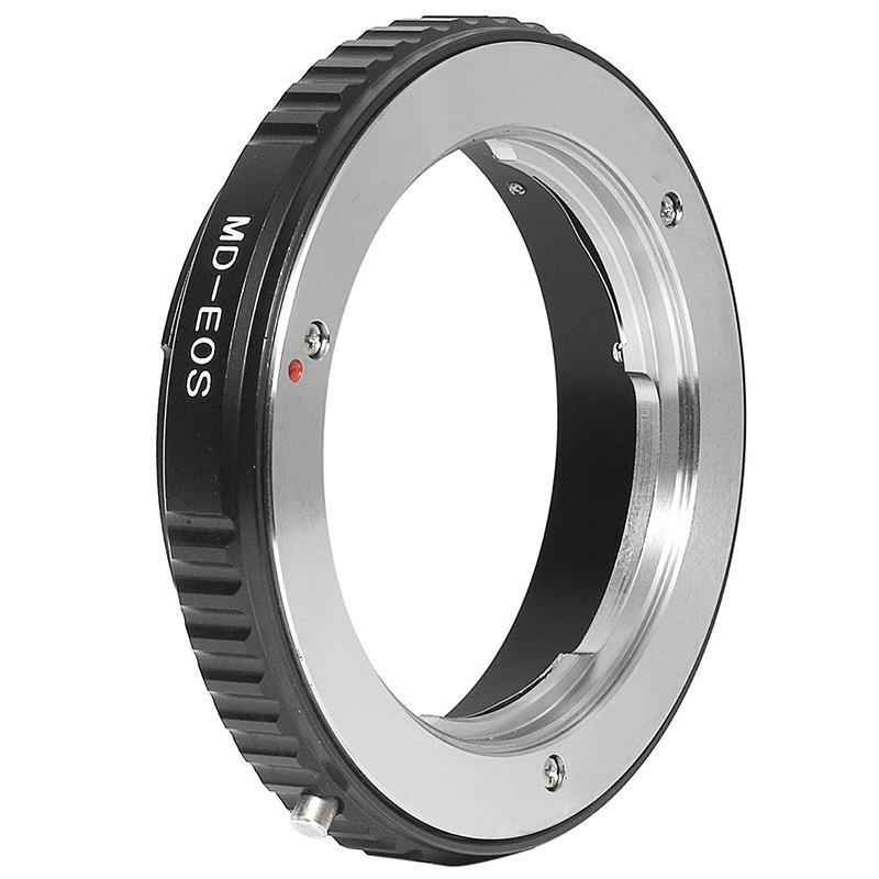 Anillo-adaptador-para-Minolta-MD-MC-a-EOS-5D-50D-60D-550D-no-vidrio-DC163-R9R8 miniatura 2