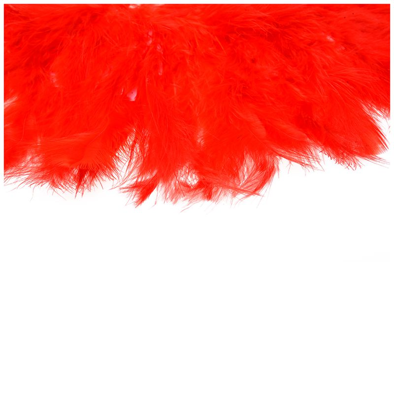 Phantom-Party-Supplies-Fluffy-Feather-Hand-Fan-Fancy-Elegant-Props-New-Gree-Q6J4 thumbnail 15