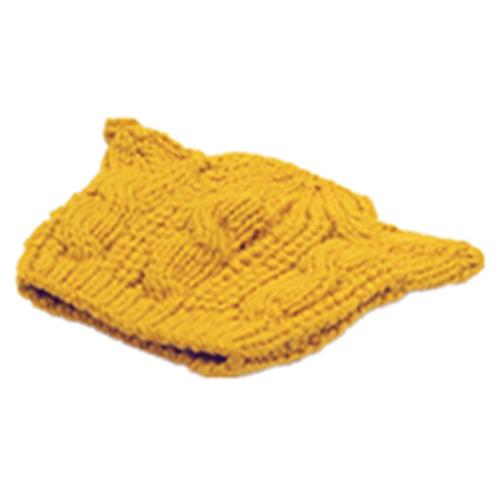 Katze Ohren geformt Damen Maedchen haekeln stricken Ski Hut Warm ...