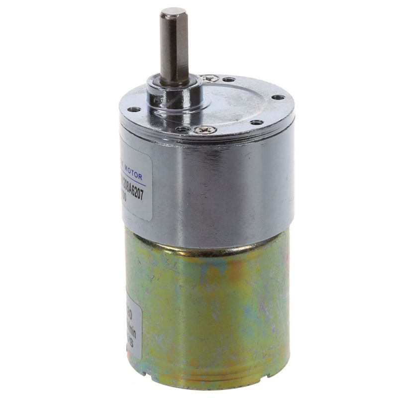Automation, Motors & Drives 6X zhengk 12V DC 300 RPM 37GB High