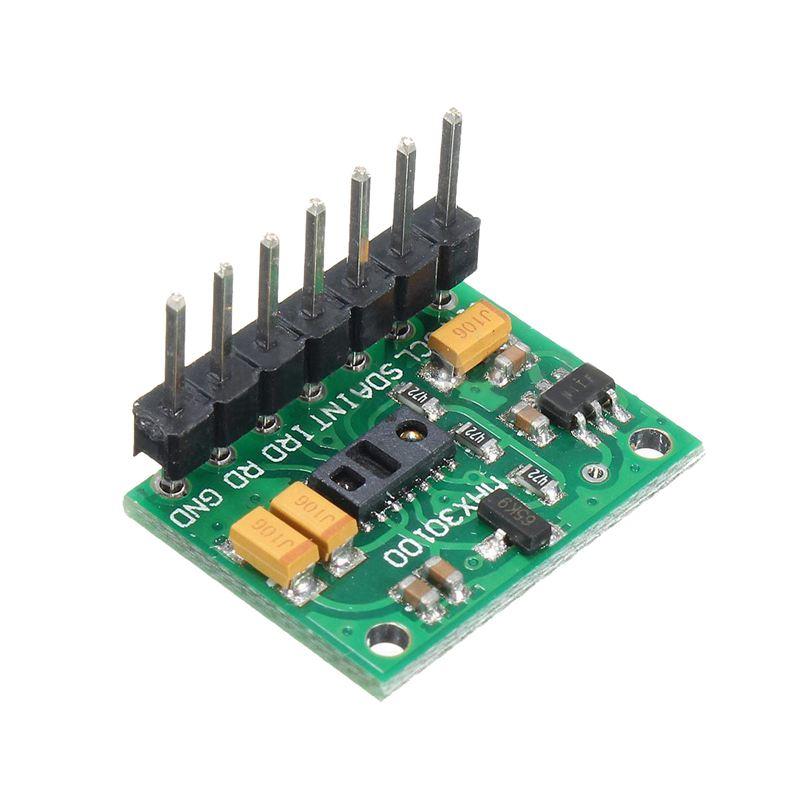 1X MAX30102 Oximeter Herzfrequenz Pulsmesser 1.8V-3.3V MAX30100 ersetzen E3C3