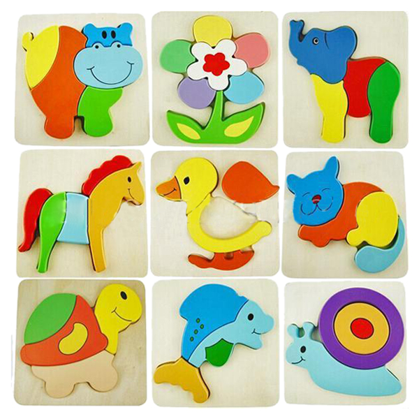 Wooden-Animal-Puzzle-Jigsaw-Blocks-Children-Kids-Baby-Learing-Educational-ToH8X5