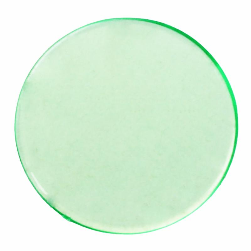 2X-100pcs-Klare-Kunststoff-Bingo-Chips-1-9-Cm-E8T4 Indexbild 5