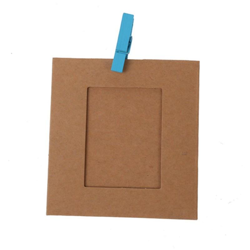 Schick 10 Stueck Papier Foto Film Rahmen Wand Foto Album DIY + ...