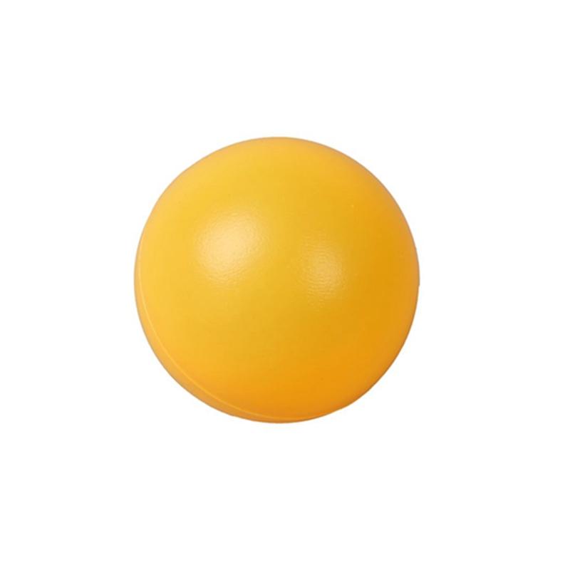 150//300pcs Balle de Tennis de Table Ping Pong Accessoire Blanc Orange PS