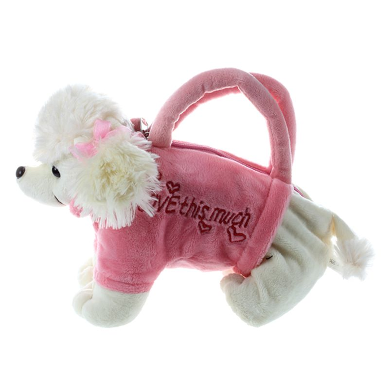 3D-Dog-Bags-Kid-Toys-Sac-A-Main-25-10Cm-G5X4 miniature 4