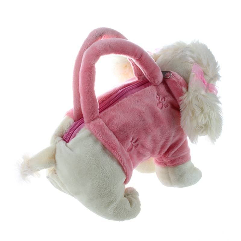 3D-Dog-Bags-Kid-Toys-Sac-A-Main-25-10Cm-G5X4 miniature 5