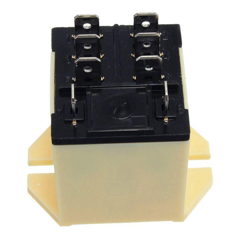 1x-JQX-30F-2Z-DC-12V-Coil-30A-250V-AC-Power-Relay-8-Pin-DPDT-5-25x3-5x4cm-I7S2 thumbnail 4