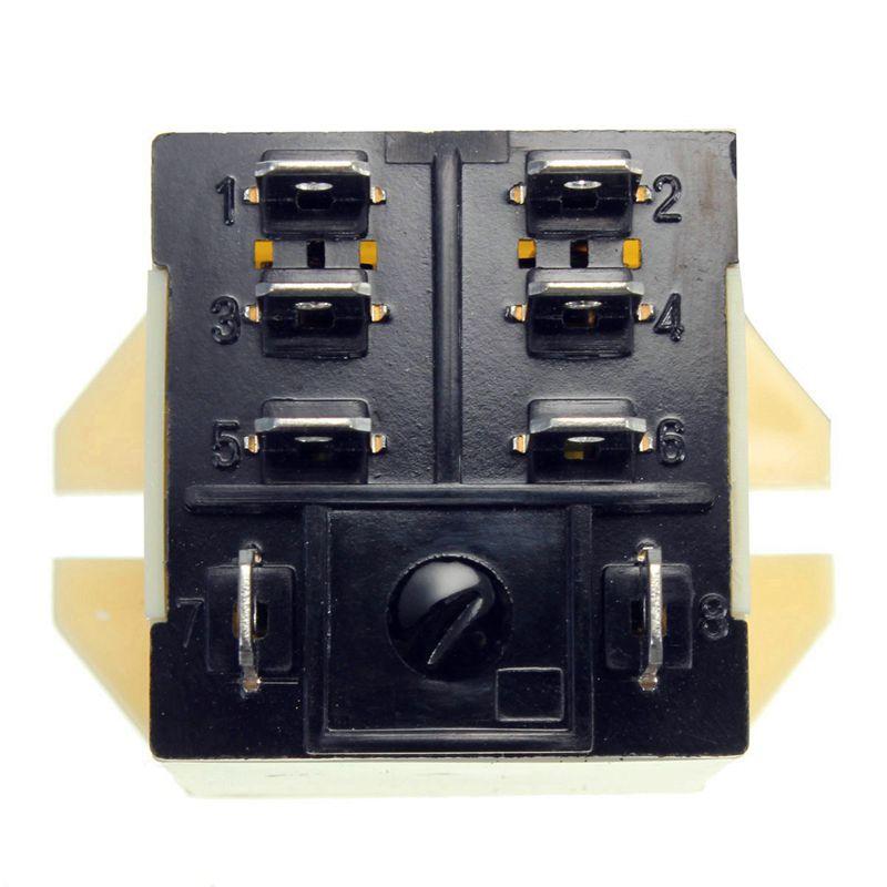 1x-JQX-30F-2Z-DC-12V-Coil-30A-250V-AC-Power-Relay-8-Pin-DPDT-5-25x3-5x4cm-I7S2 thumbnail 5