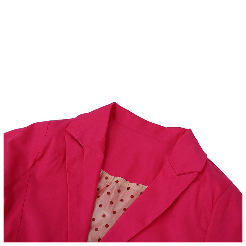 New-Spring-amp-Autumn-Kids-Suits-Jacket-for-Girls-Children-Coat-Kids-Clothing-E2E5 thumbnail 6