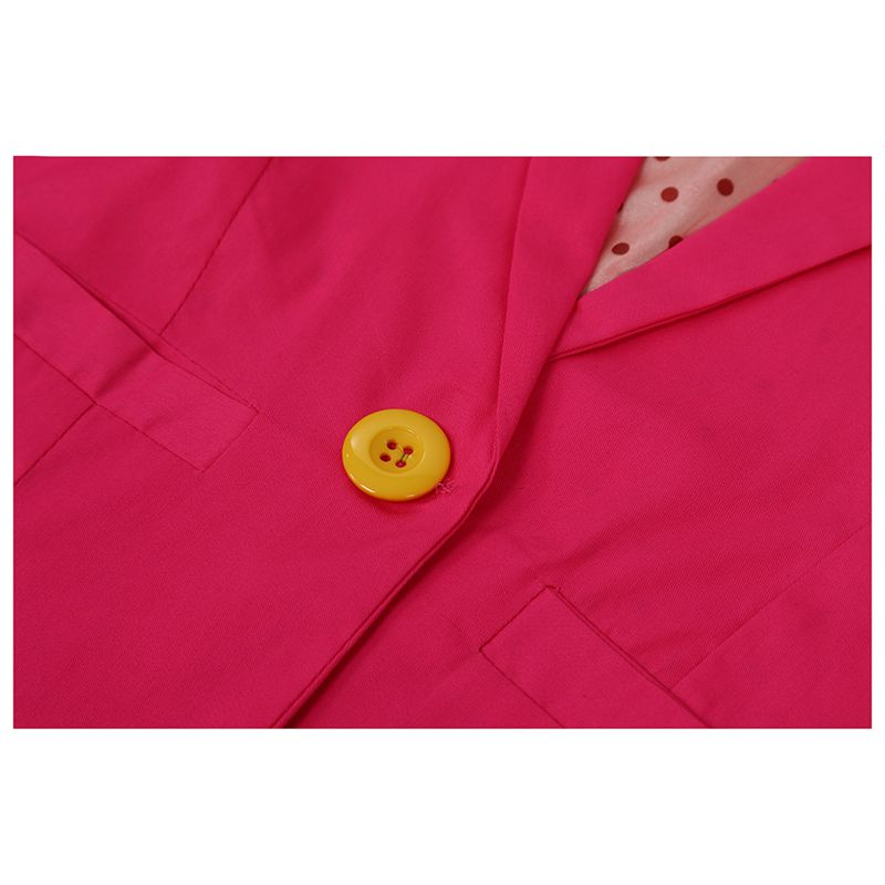 New-Spring-amp-Autumn-Kids-Suits-Jacket-for-Girls-Children-Coat-Kids-Clothing-E2E5 thumbnail 8