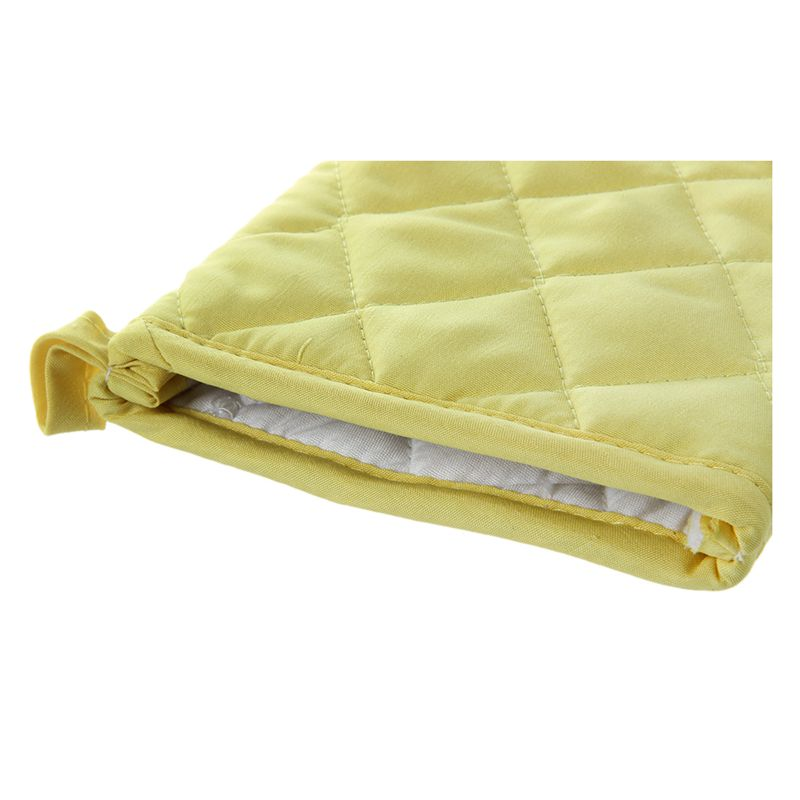 1-Paire-resistant-a-la-chaleur-en-Coton-gants-de-four-cuisine-cuisson-moufl-W1C6 miniature 9