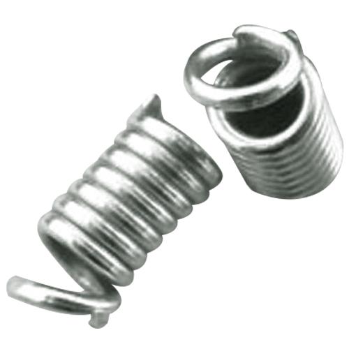 5X-200x-Silver-Coil-End-Crimp-Fasteners-4x8mm-U8Z5