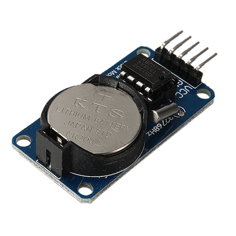 DS1302 Clock Module Real-Time Clock Module for arduino without Battery