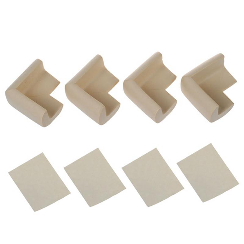 4pcs-de-Amortiguador-del-protector-de-la-esquina-borde-de-la-tabla-del-G4Q3 miniatura 9
