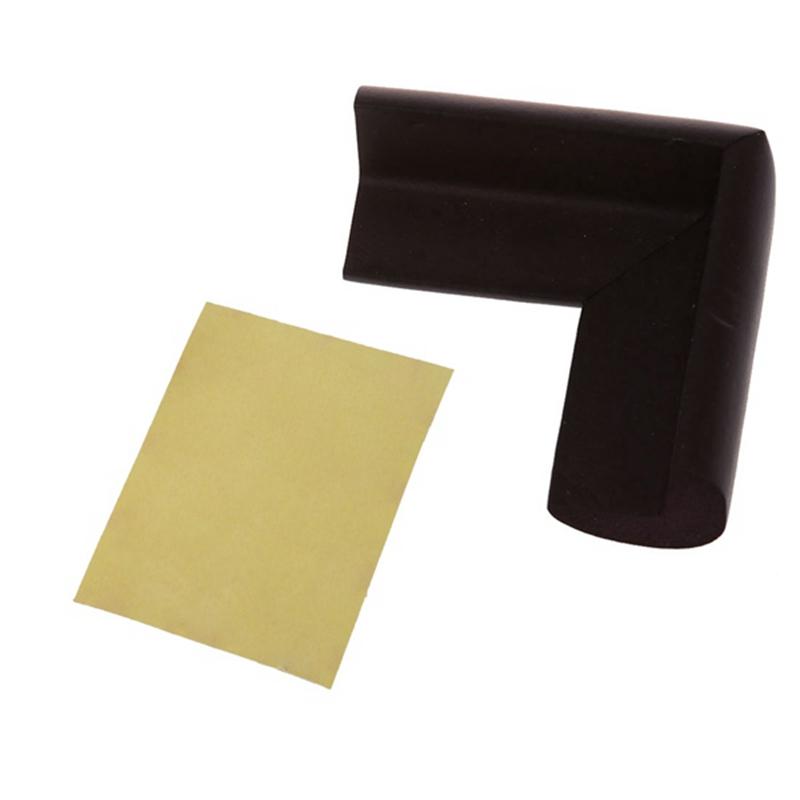 4pcs-de-Amortiguador-del-protector-de-la-esquina-borde-de-la-tabla-del-escr-I8E6 miniatura 12