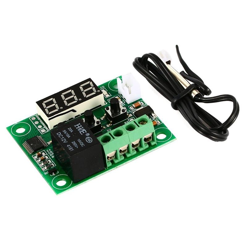 12V-Digital-Blue-LED-Temperaturregler-Controller-Steuerung-Thermostat-DE-TE-A3C3