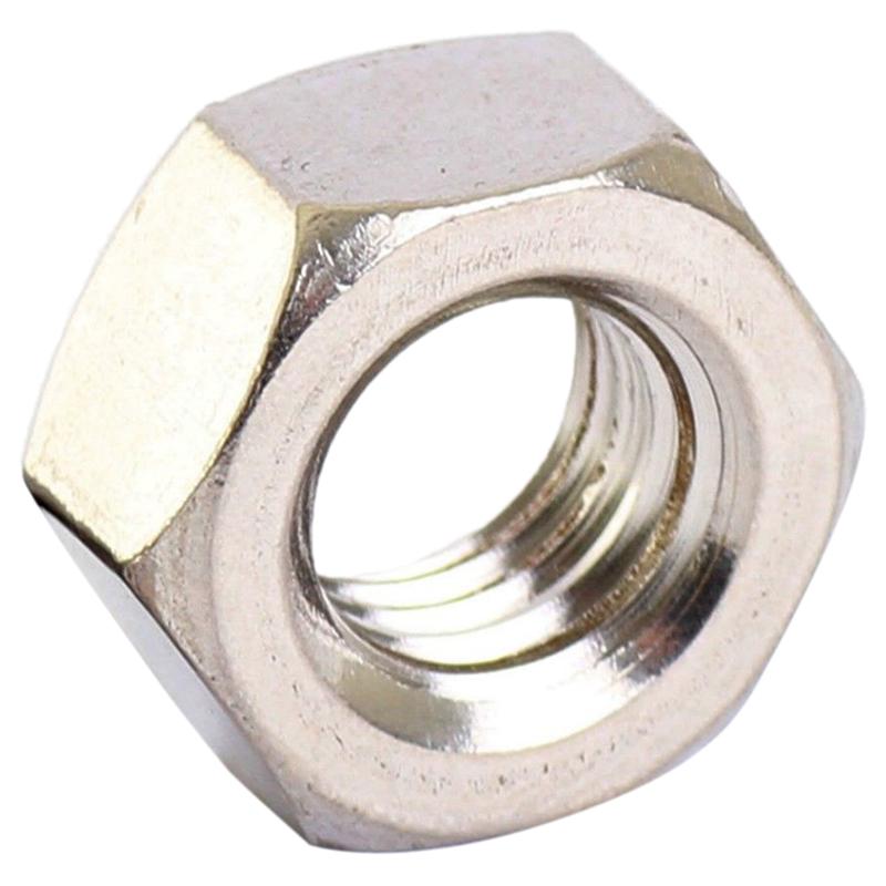 2X-STAINLESS-STEEL-HEX-FULL-NUTS-HEXAGON-NUT-M10-5PCS-J4J1 thumbnail 3