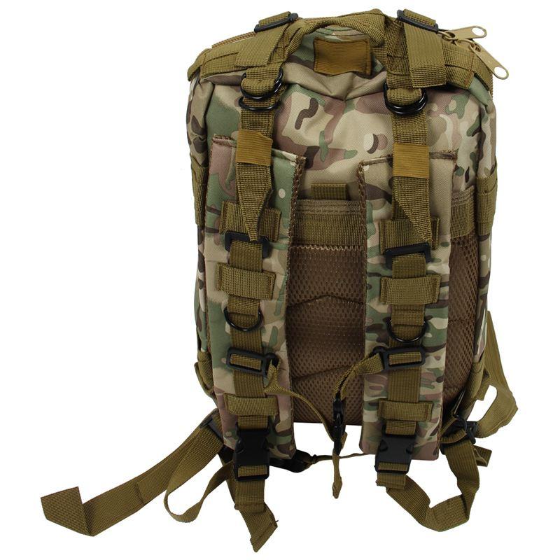 Sac-a-dos-en-plein-air-militaire-Sac-de-camping-Sac-de-randonnee-et-de-chasse-SC miniature 14