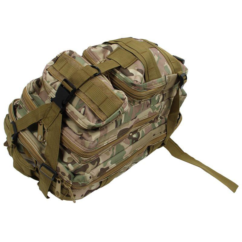 Sac-a-dos-en-plein-air-militaire-Sac-de-camping-Sac-de-randonnee-et-de-chasse-SC miniature 15
