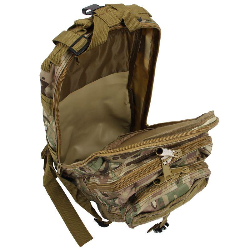 Sac-a-dos-en-plein-air-militaire-Sac-de-camping-Sac-de-randonnee-et-de-chasse-SC miniature 17