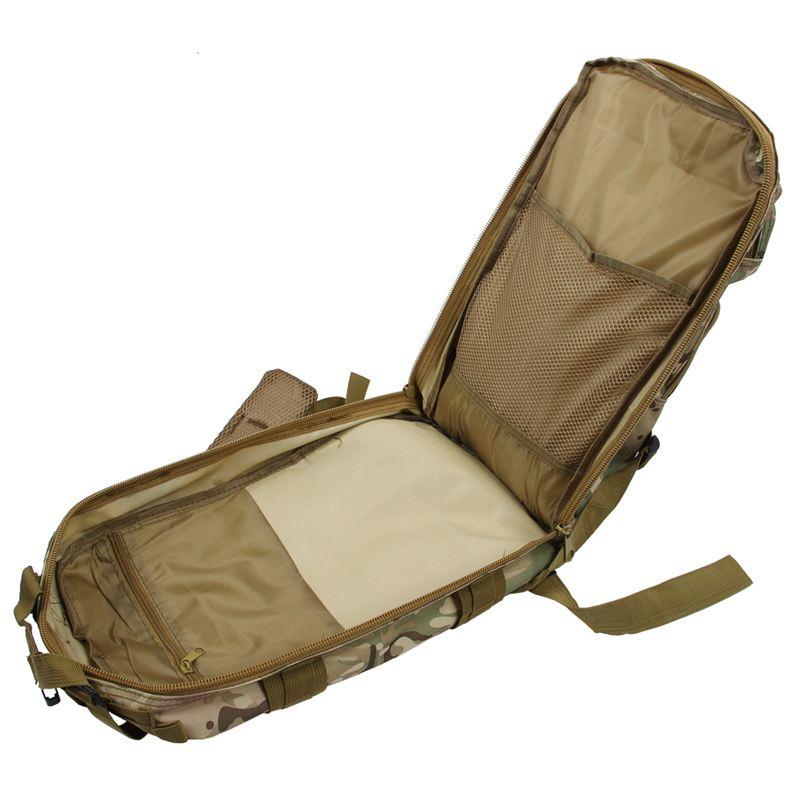 Sac-a-dos-en-plein-air-militaire-Sac-de-camping-Sac-de-randonnee-et-de-chasse-SC miniature 18