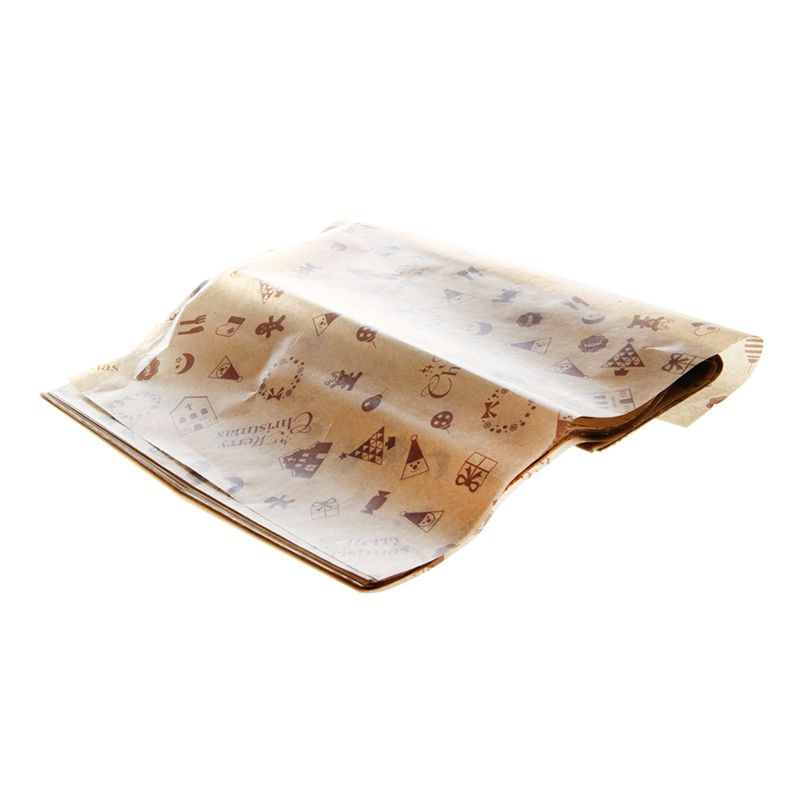 Wax-Paper-Food-Wrapping-Paper-Greaseproof-Baking-Paper-Soap-Packaging-Pa-D9D1 thumbnail 9