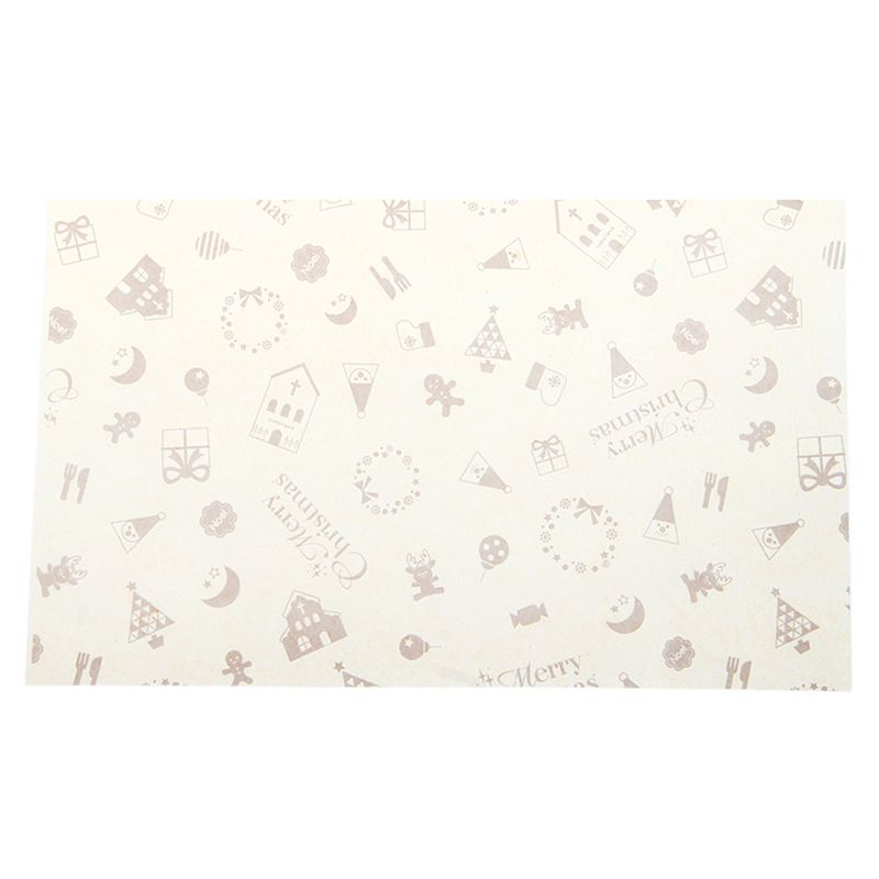 Wax-Paper-Food-Wrapping-Paper-Greaseproof-Baking-Paper-Soap-Packaging-Pa-D9D1 thumbnail 11