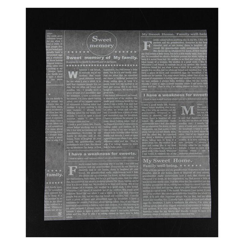 2X-Papier-Paraffine-Papier-D-039-Emballage-Alimentaire-Papier-Sulfurise-Pour-S3R5 miniature 13