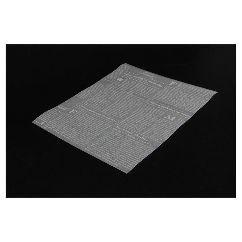 2X-Papier-Paraffine-Papier-D-039-Emballage-Alimentaire-Papier-Sulfurise-Pour-S3R5 miniature 14